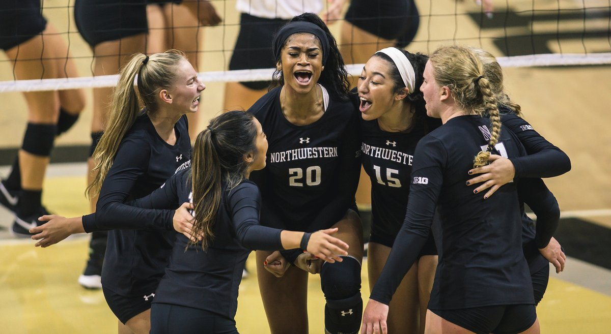 Big Ten: All 6 Home Teams Win, Northwestern Grabs 1st League Victory