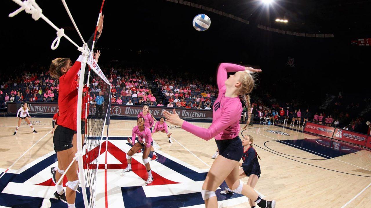 Arizona Starting OH Paige Whipple Out This Weekend, Misses Loss vs UW