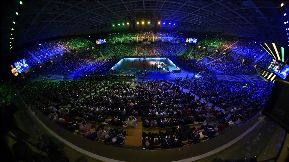 2018 Worlds Attendance Falls Short of Poland's 2014 Turnout