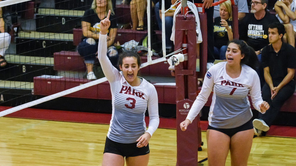Park (Mo.) Holds Down No. 1 Spot in NAIA Poll