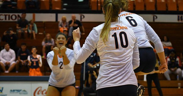 Pepperdine Welcomes Pacific, St. Mary's to Malibu