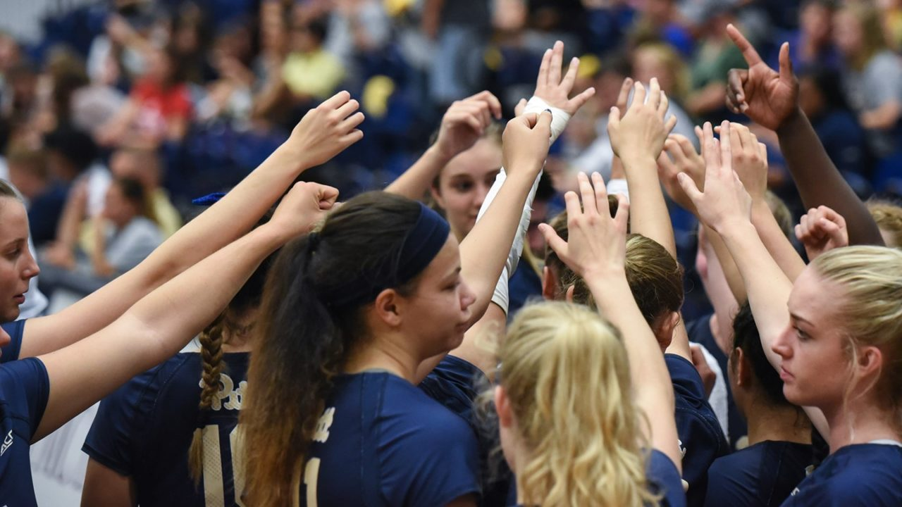 21-0: Pittsburgh Keeps Streak Alive with Sweep of Notre Dame