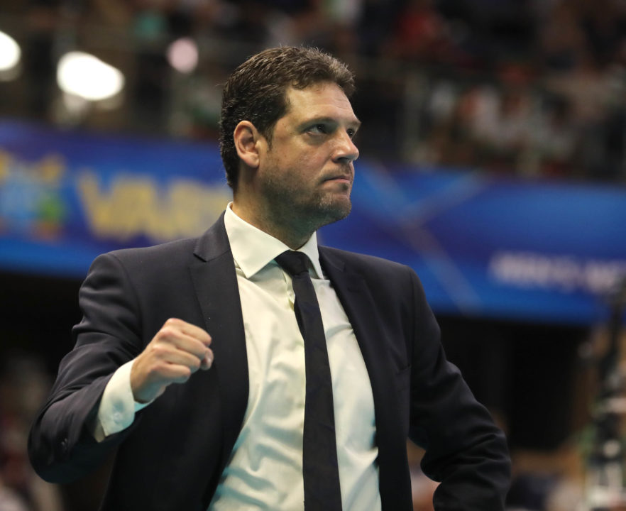 Plamen Konstantinov is Out as Head Coach of Bulgarian Men's National Team