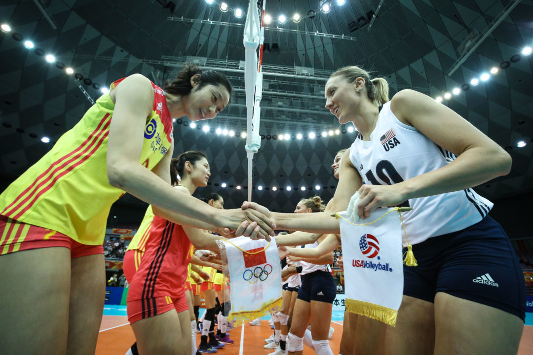 Pools Set for Final 6 of 2018 Women's Volleyball World Championships