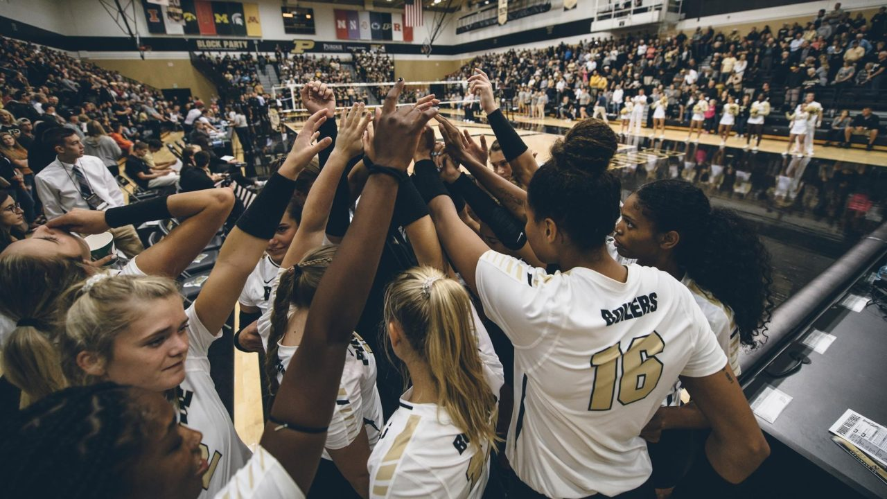 VolleyMob Top 25 Power Rankings (Week 10): Purdue Rises 5 Spots With Big Win