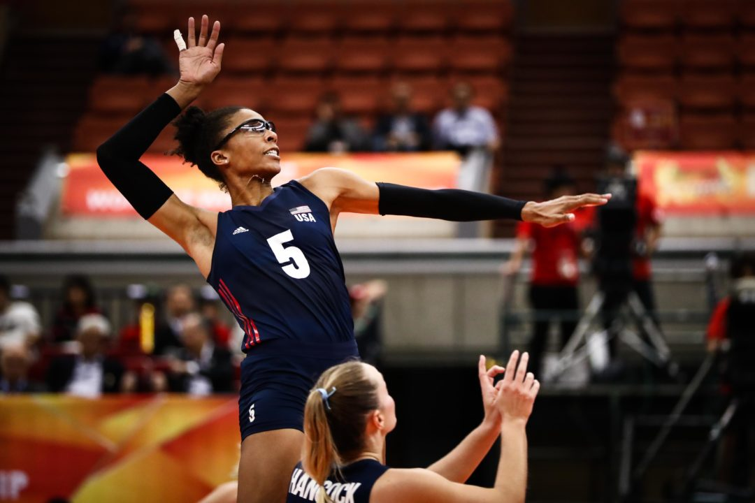 United States Women Eliminated from World Championships in Final 6
