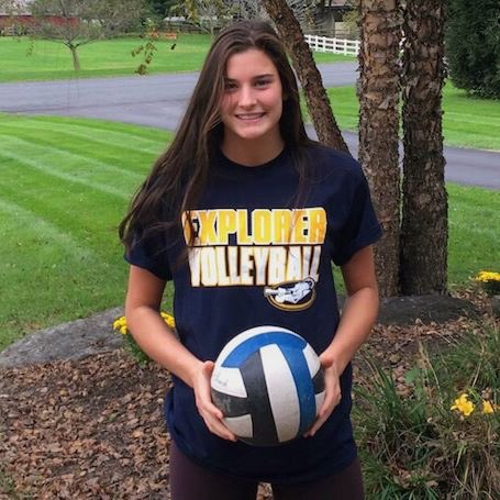 Class of 2019 OH Rachel Hess Commits to La Salle
