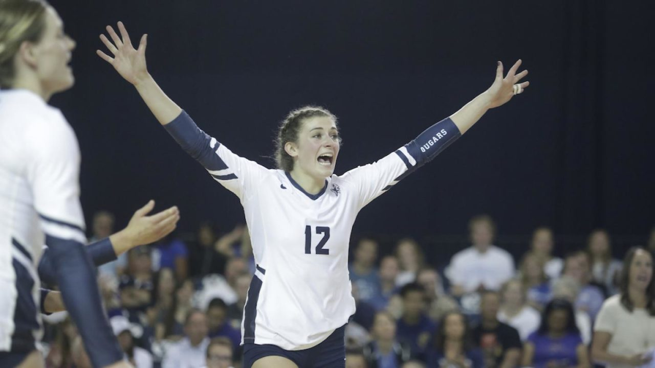 What's on Tap for NCAA Volleyball's 2 Undefeated Teams: BYU and Pitt