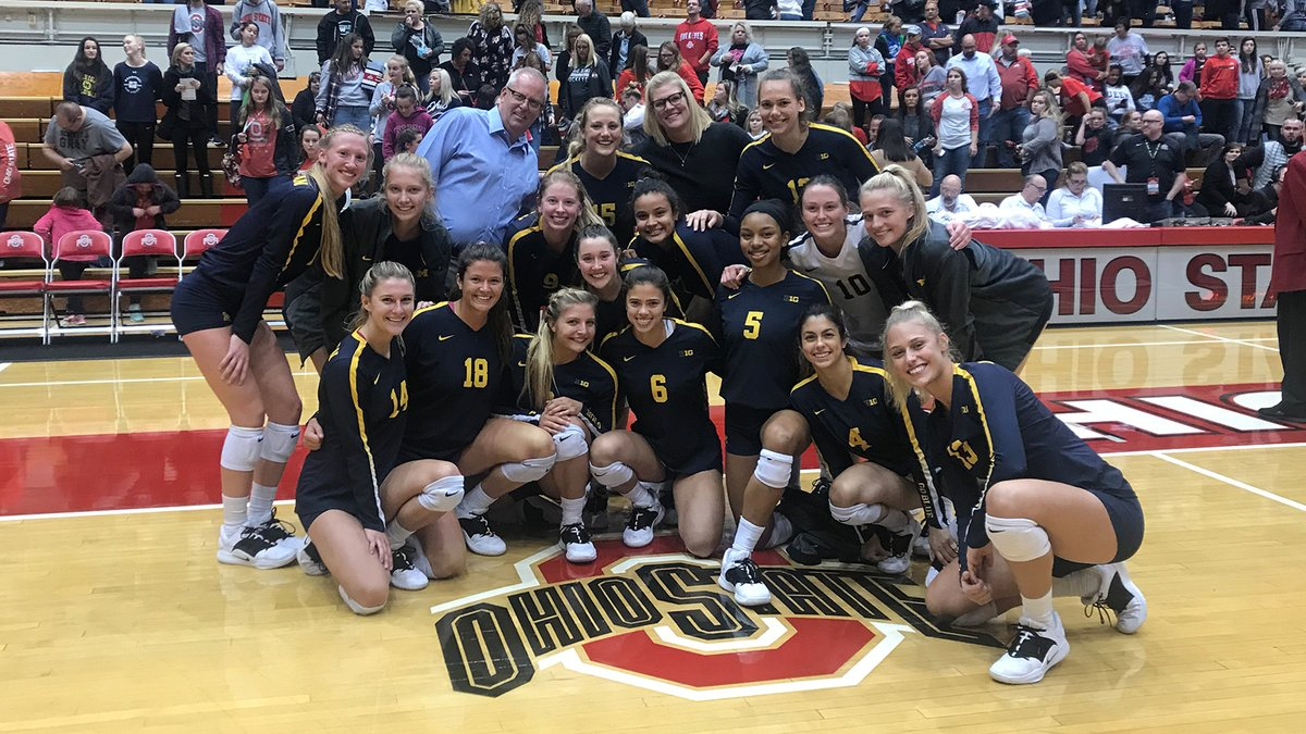 Side by Side: Mark, Leisa Rosen Earn 400th Win at Michigan