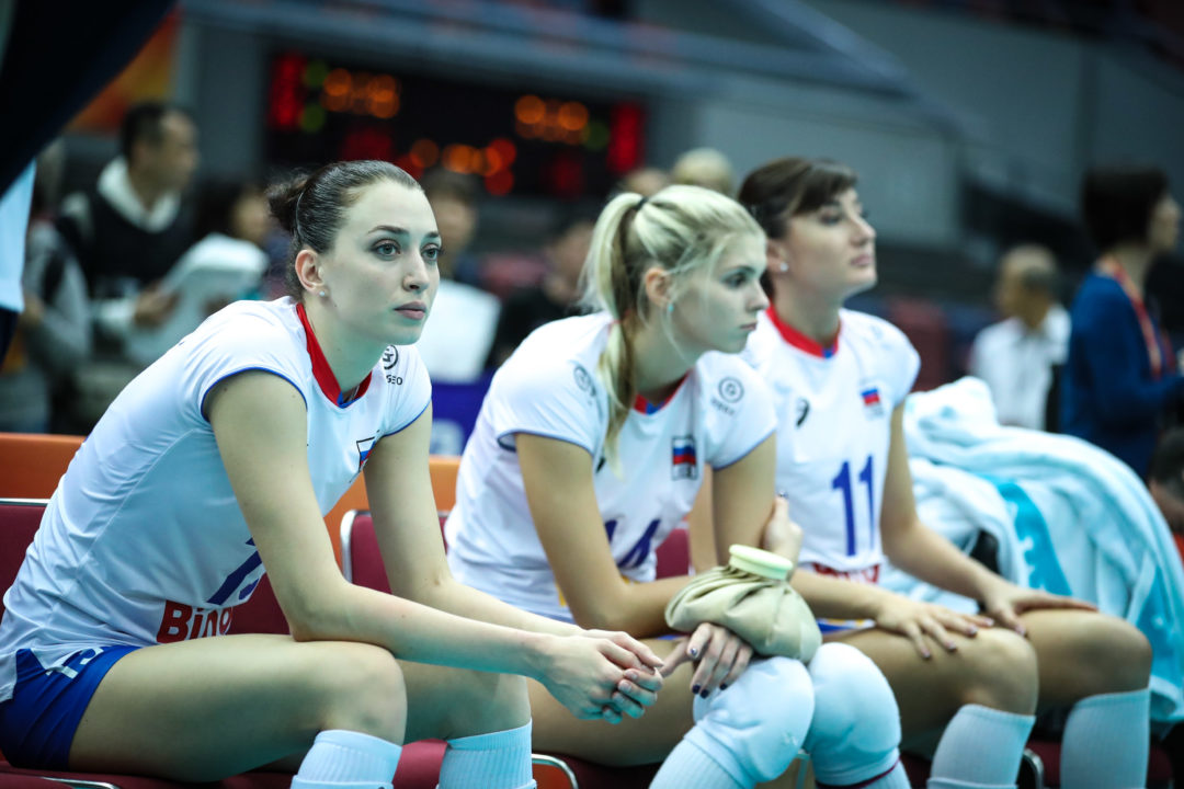 Russian Women Record Worst-Ever World Championships Finish in 2018