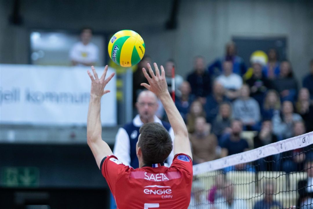CEV Champions League: Saeta Leads Chaumont 52 to Opening Win