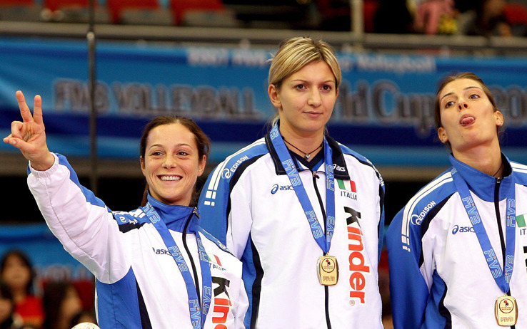 The Volleyball World Mourns The Death Of Italy's Sara Anzanello