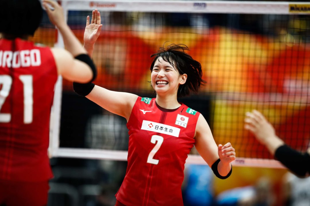 Japanese Women Outdraw Italian Men in World Championship 1st Round