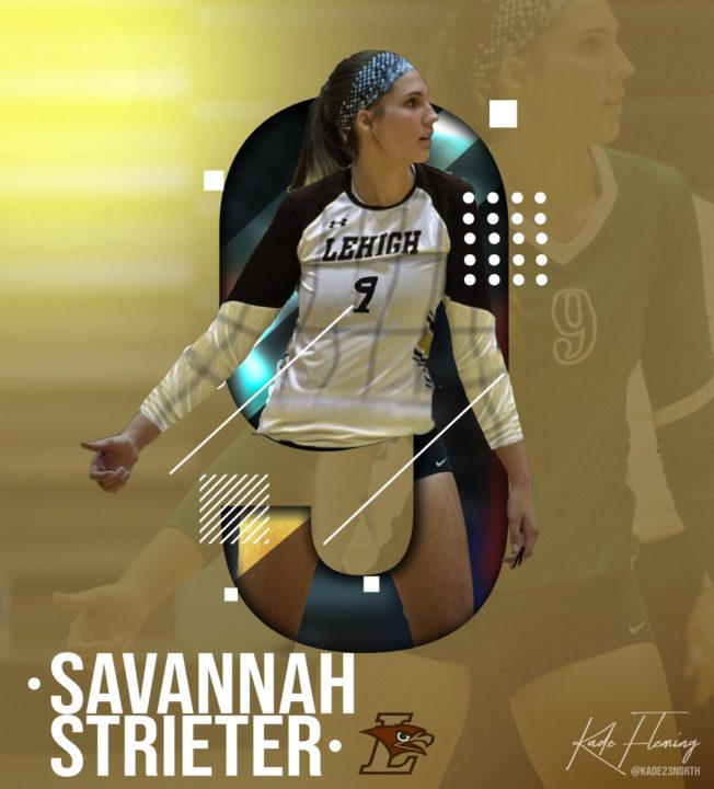 Lehigh Gets Commitment From 2020 MB Savannah Strieter