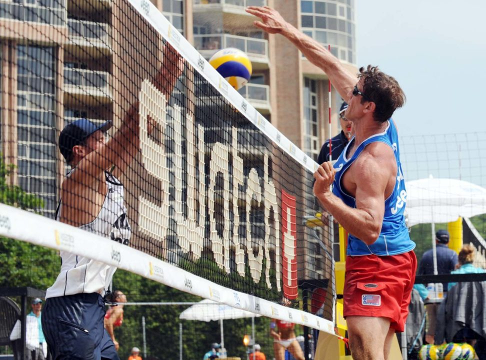 CBVA to Induct 3 Players into Beach Volleyball Hall of Fame