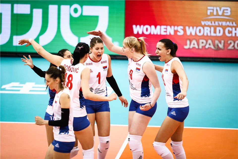 Boskovic Piles Up 24 Points in Return, Paces Serbia to Sweep of Japan
