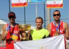 Sidorenko/Dyachenko Earn Kazakhstan's First FIVB Beach Gold in Iran