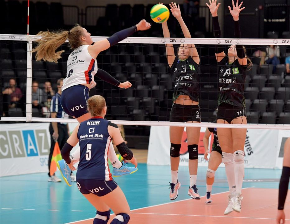 Women's Champions League Kicks Off With Win For Sliedrecht Sport
