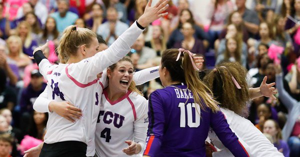 Big 12: Texas, Kansas, TCU Win at Home