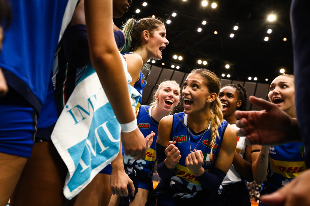 World Championship Gold Medal Match Draws Massive Ratings in Italy