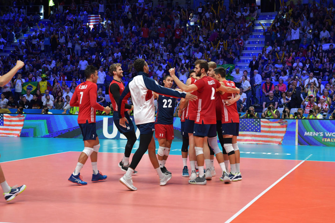 Inside the Emotions: USA vs. Serbia, #FIVBMensWCH Bronze Medal Match