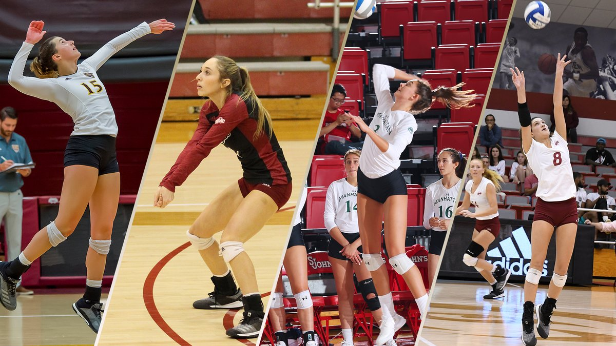 Connolly, Runyon, Sher, Donovan Named as MAAC Weekly Honorees