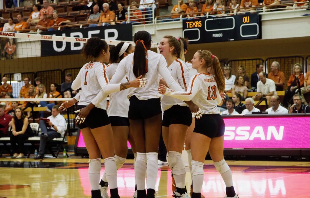 Big 12: #9 Texas, (RV) Baylor, Texas Tech Collect Home Sweeps