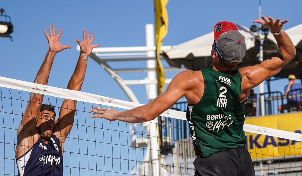 Rematch: Mol/Sorum, Fijalek/Bryl to Meet for 3rd Time in Vegas Finals
