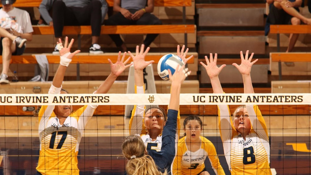 Total Team Effort Lifts UC Irvine to 3-1 Win over Cal State Northridge