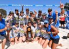 UCLA Beach Volleyball Receives NCAA Championship Rings