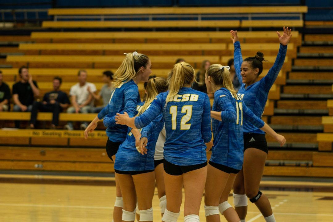 UCSB Wraps Road Trip with Rematch against Hawaii