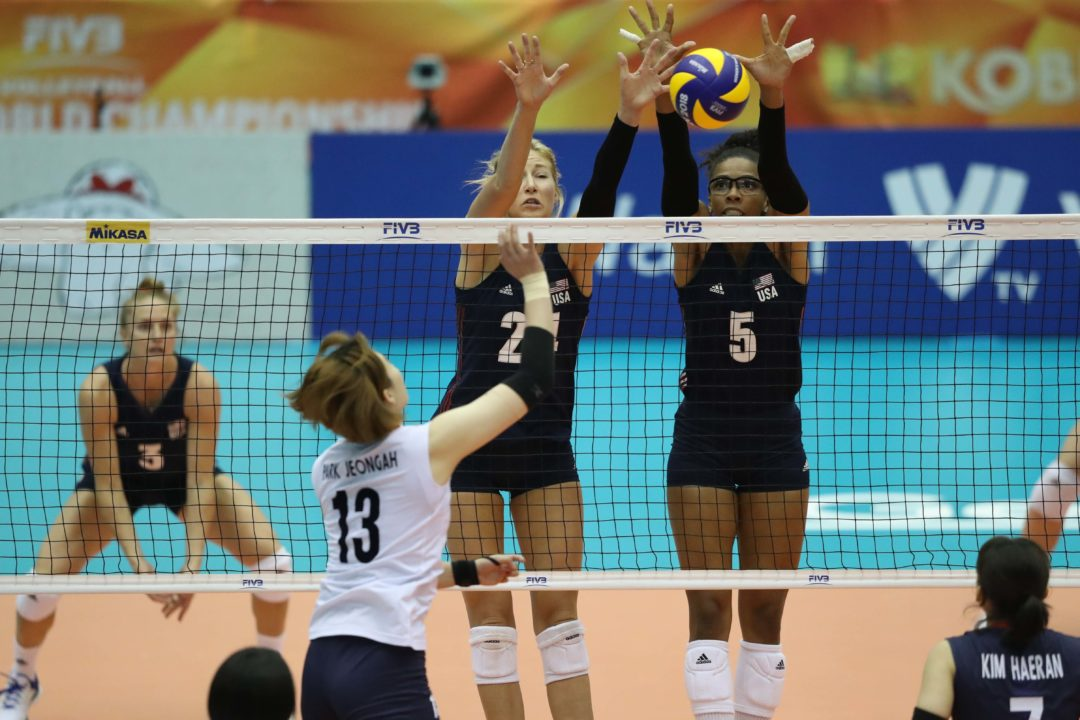 2018 W. Volleyball World Championships: October 2 Daily Summary