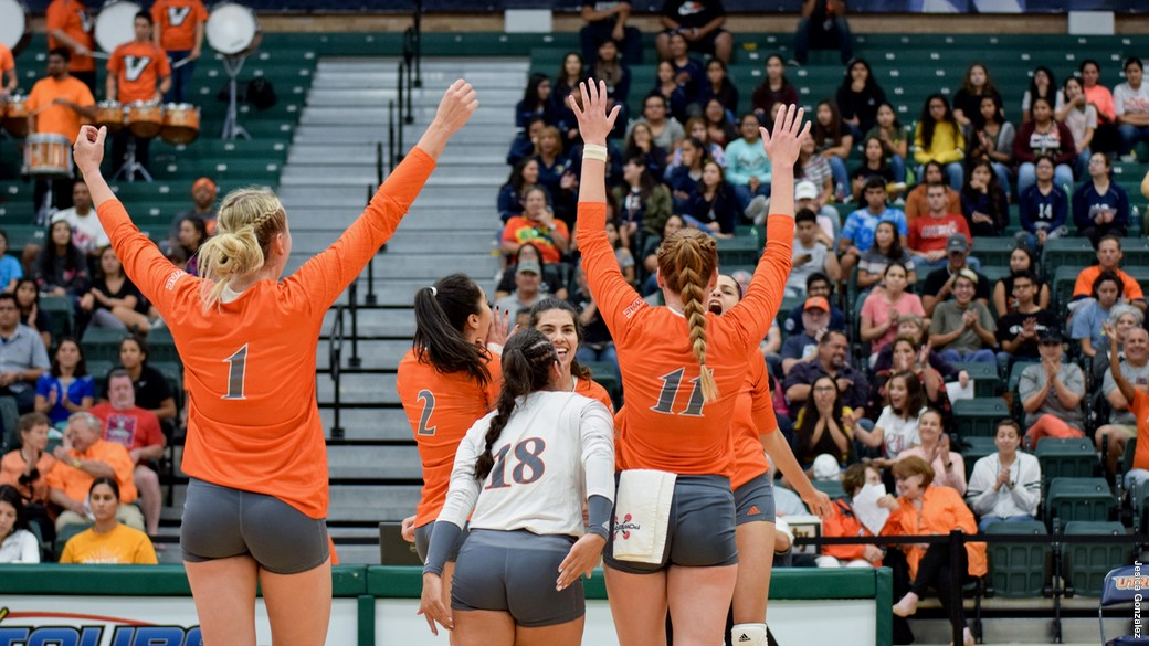 UTRGV Takes Top WAC Mark Against Utah Valley, New Mexico State