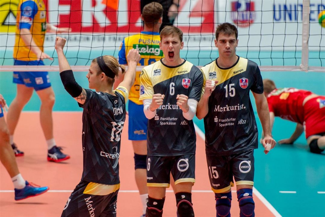 United Volleys Rolls to Sweep in 2nd Round of #CLVolleyM