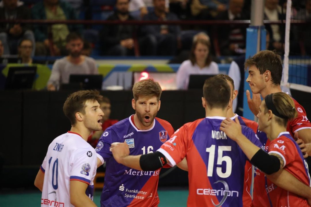 CEV Champions League: United Volleys Open Campaign With Win