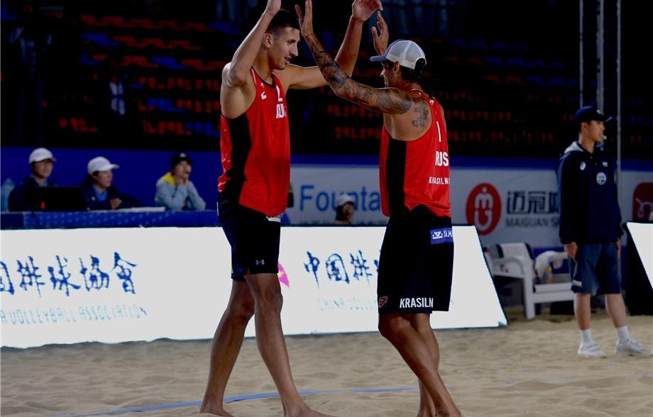 All Russian Men's Finals Set at Yangzhou Four Star