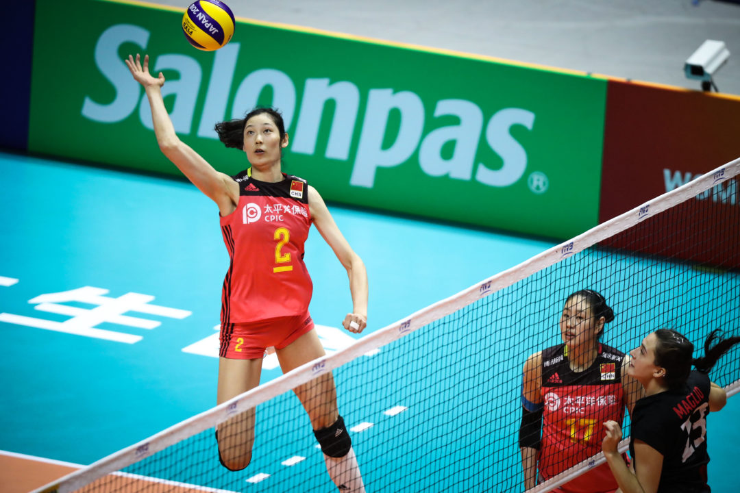 Pool B: China, Italy and Turkey Sweep Past Competition