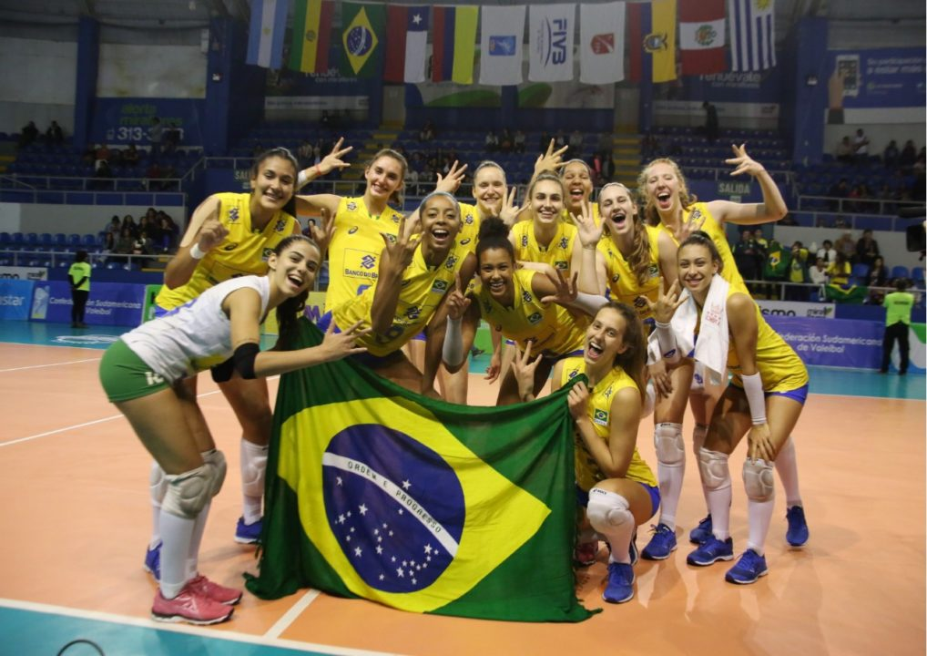 Brazil Beats Argentina To Win U20 South American Women's Title