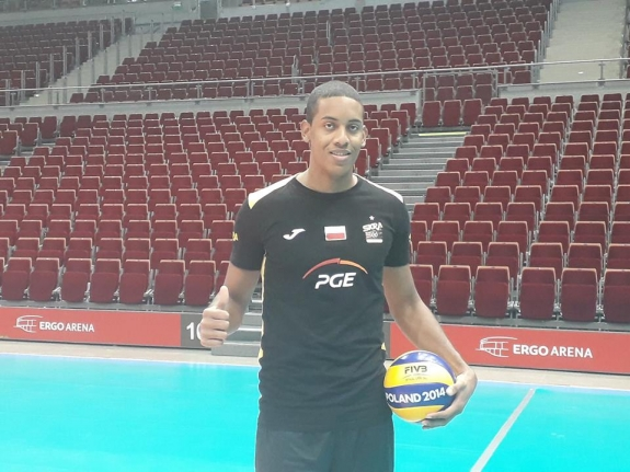 Current PlusLiga Champions Skra Signs Cuban Middle Blocker David Rodriguez