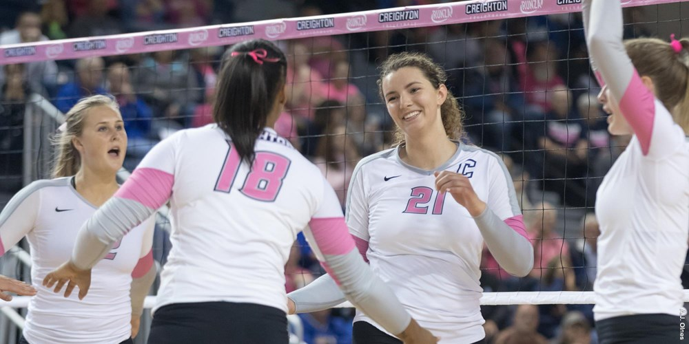 Big East: #10 Creighton, Seton Hall Sweep Past Competition