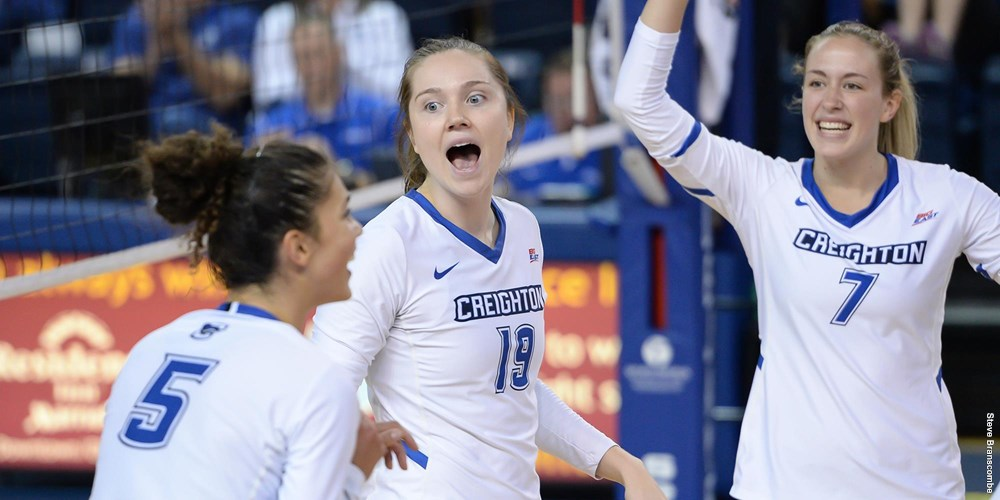 Big East: #10 Creighton Stays Perfect in Conference Action