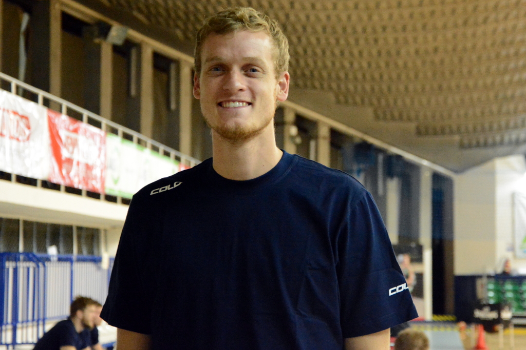 Jake Langlois Talks About His Expectations For 1st Season In Poland