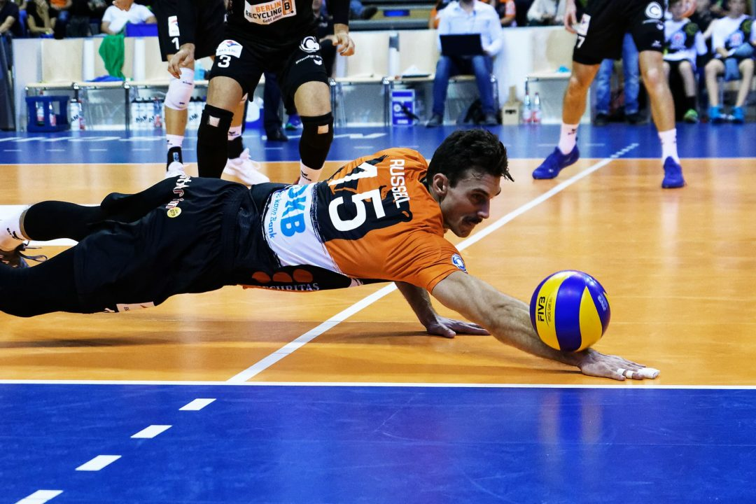 Berlin Recycling Volleys Fall to Duren in German Bundesliga