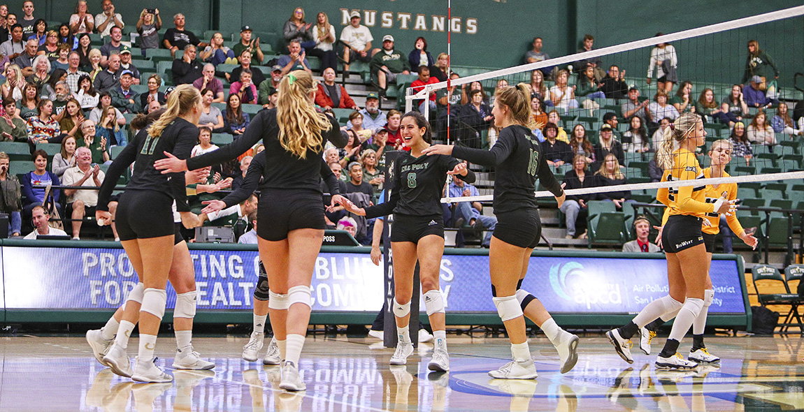 Big West: #13 Cal Poly Off to Best Start in Program History