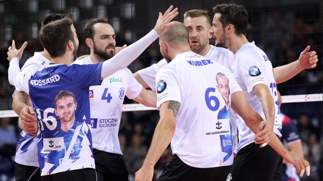 Stocznia Szczecin Gets First Win With New Roster