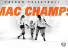 Bowling Green Wins MAC Title as Seimet Becomes All-Time Digs Leader