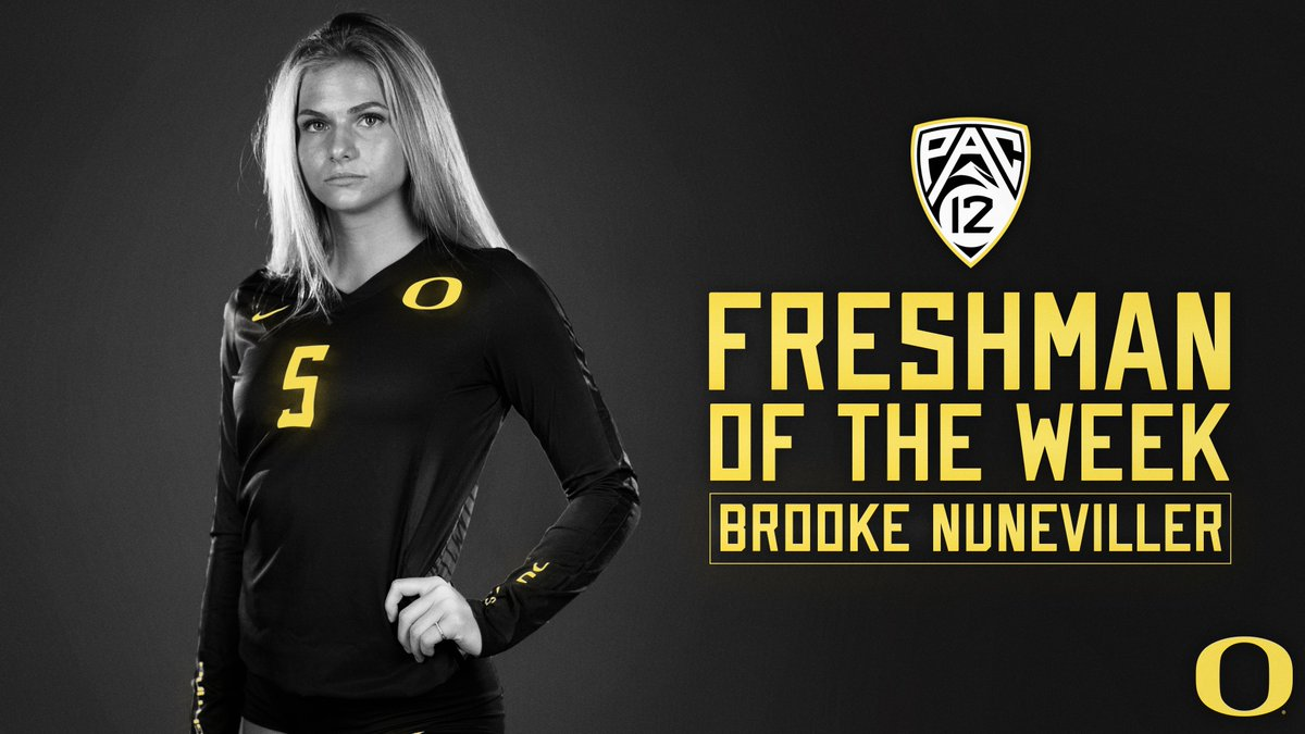 Nuneviller Earns Fourth Pac-12 Freshman of the Week Honor; Drews, Dirige Also Recognized