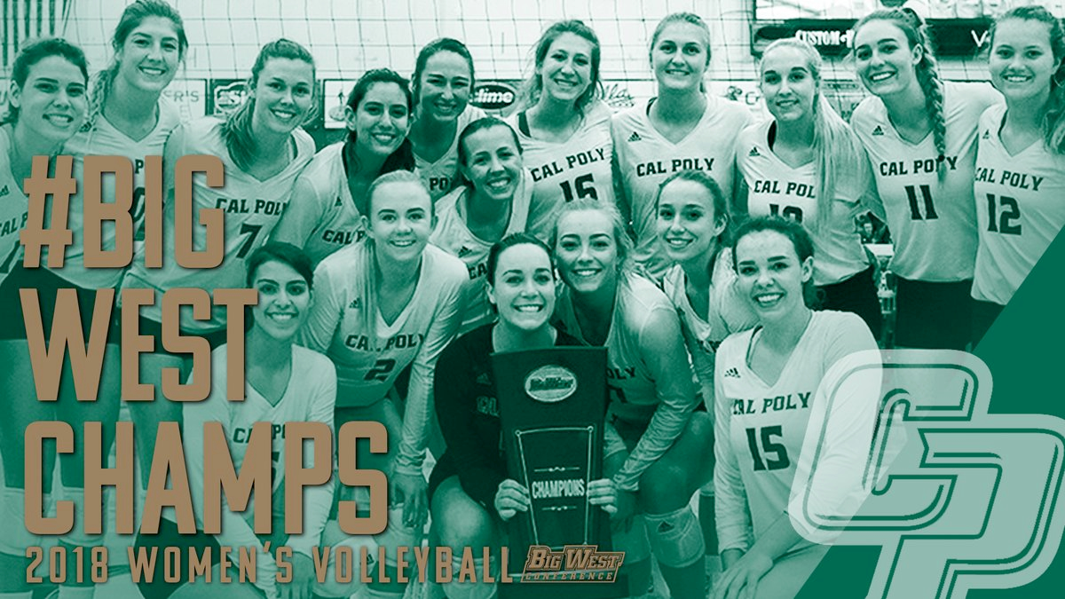 Back-to-Back: Cal Poly Earns Second Straight Big West Title