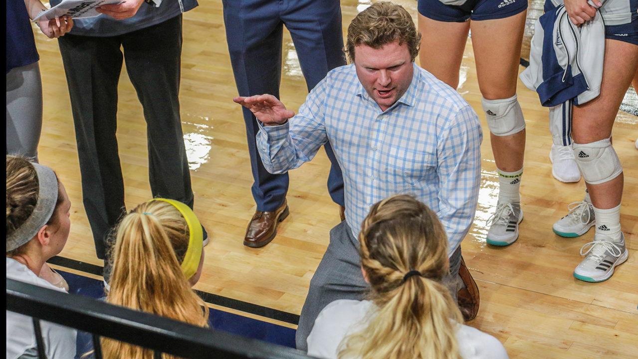 Georgia Southern Coach Dustin Wood Resigns After Six Seasons