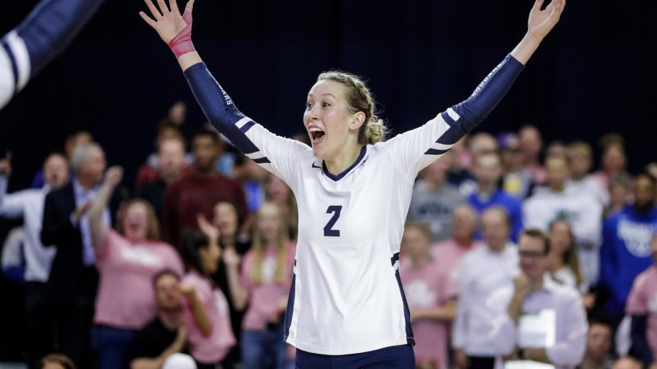 WCC Tabs BYU's Gneiting as Player of the Week